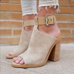 Marc Fisher Sandals Ankle Strap Size 9